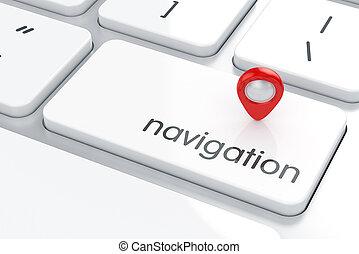 navegación, concepto