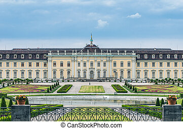 Ludwigsburg Palace in Germany - Ludwigsburg Palace (Schloss...