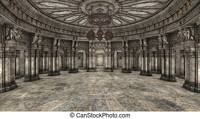 grand hall - image of grand hall