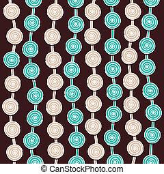 swirl round design pattern - creative swirl round design...