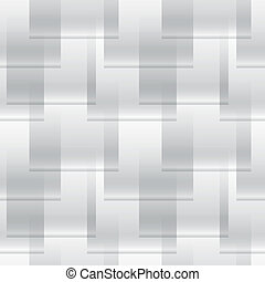 Vector pattern - geometric seamless simple black and white modern square texture