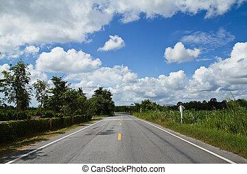 Sky Road.