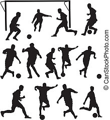 soccer or football icons