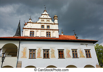 Town Hall - Mediaval Town Hall