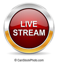 Live Streaming Clip Art