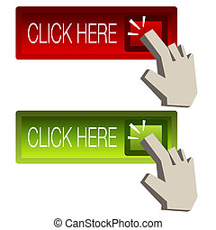 Click Here Button - An image of a click here button