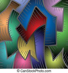 Color mosaic