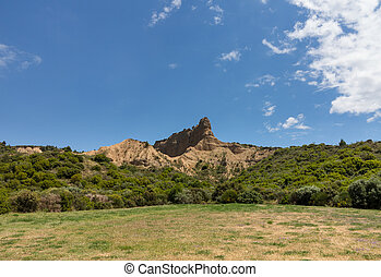 Rock formations at Anzac cove - Rock formations at Anzac...