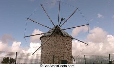 Windmill - Old hictoric windmill