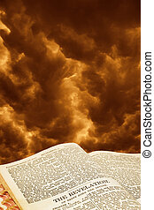 revelación, -, juicio, día