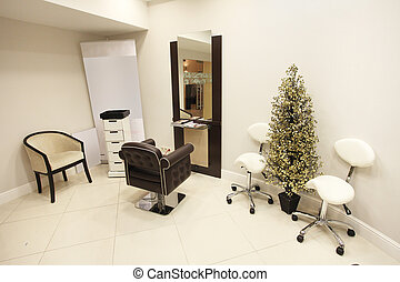 beauty parlour - Interior of a beauty parlour