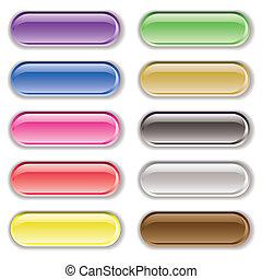 gel lozenge glow - Ten gel filled lozenge brightly colored...
