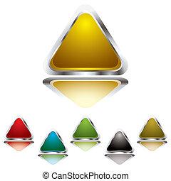 triangle gel