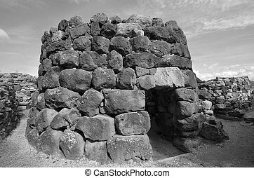 Nuraghe - The nuraghe nuraghi, nuraghes is ancient...