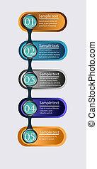 block diagram lorem ipsum - block diagram on a white...