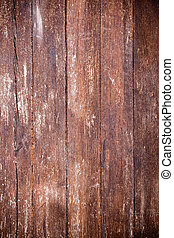 Wooden textured. - Old brown wood textured.