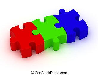 RGB Puzzle