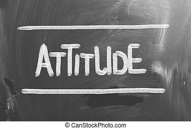 Attitude Concept
