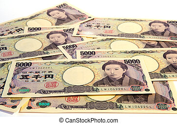 Japanese paper money - Background of japanese paper money
