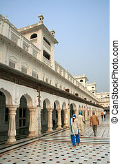 Archway at Golden Temple