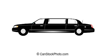 stretch limo - luxury car