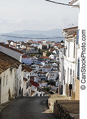 spain - Malaga province -Colmenar,Spain