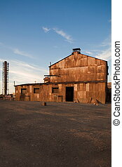 Abandoned City - Santa Laura and Humberstone - In 1872, the...