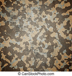 Desert army camouflage background