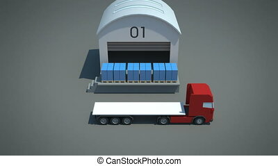 continuous moves - load / shipment consolidation strategies...
