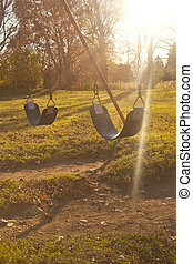 Swings - A swingset