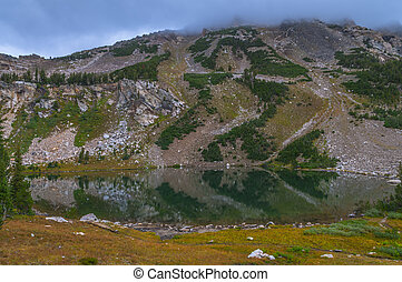 Holly Lake Paintbrush Canyon - Holly Lake - Paintbrush...
