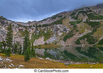 Holly Lake Paintbrush Canyon - Holly Lake - Paintbrush...