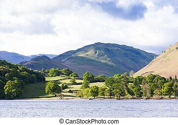 Ullswater, Lake District, Cumbria, England