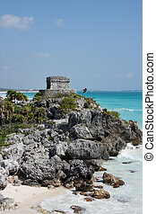 Templo de las Pinturas - Tulum is one of the best-preserved...