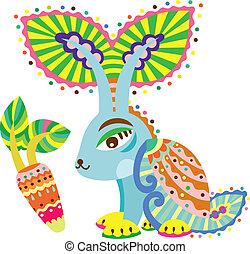 fantastic rabbit