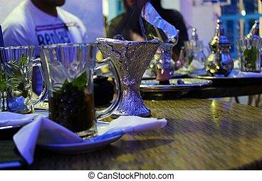 お茶, チュニジア