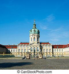 Berlin Schloss Charlottenburg castle - schloss...