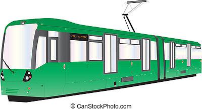 Clip art et illustrations de tramway 3 980 graphiques dessins et illustrations libres de - Dessin tramway ...