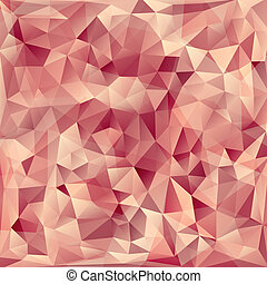 triangles background - Vector illustration of abstract...