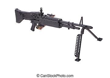 M60, máquina, arma de fuego