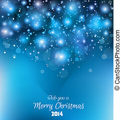 Christmas Background for Greetings! Ideal for posters,...