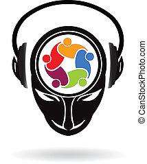 DJ People mind