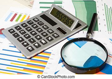 magnifier, calculadora