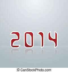 New Year Figures Fourth Embodiment - New 2014 figures...