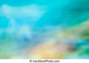 blurred background, blue, red, white - blurred background...