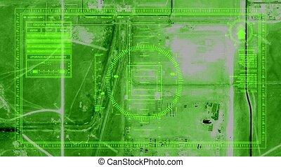 drone surveillance - Reconnaissance drone
