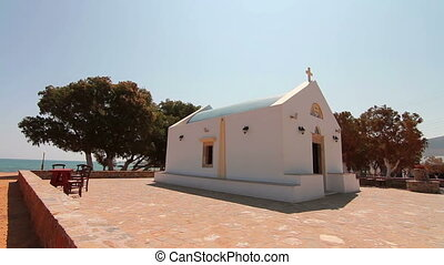 The Christian Church by the sea