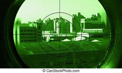 Sniper - sniper scope
