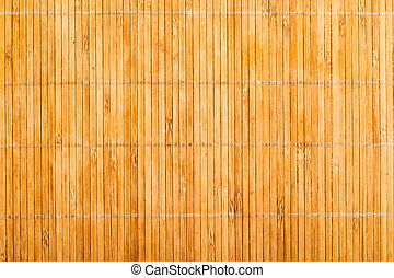 Bamboo mat - nature background