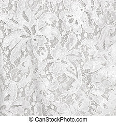 white lace - Wedding white lace background